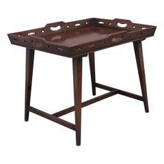 Early 19th Century Mahogany Tray Top Table