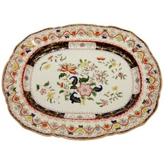 Early 19th Century Mason's Ironstone Platter
