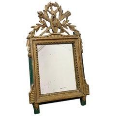 Early 19th Century Mirror Petite, Louis XVI Style