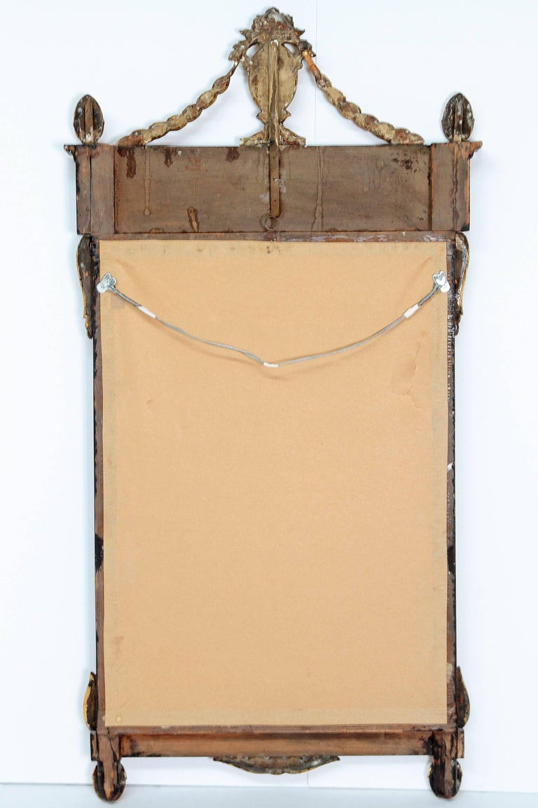 Early 19th Century Neoclassic Mirror For Sale 3