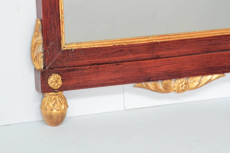 Early 19th Century Neoclassic Mirror For Sale 2