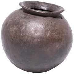 Early 19th Century Nigerian Nupe Water Vessel