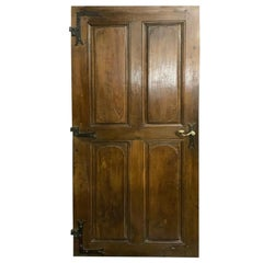 Early 19th Century Oak Door from France