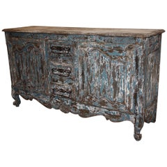 Early 19th Century Painted French Enfilade