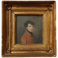 Early 19th Century Painting by Adam Buck, Born Cork Ireland 1759, Court Painter