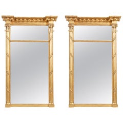 Early 19th Century Regency Pair of Mirrors
