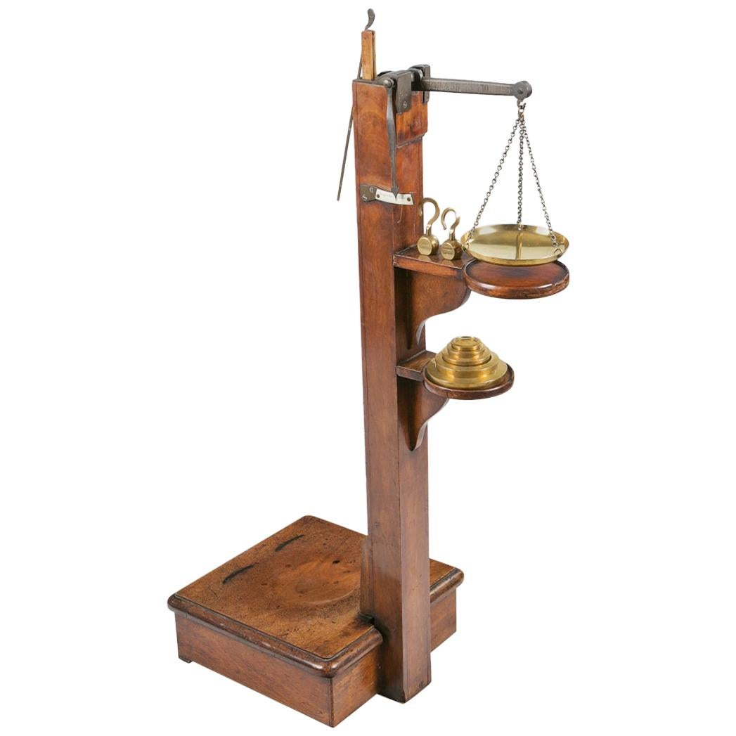 Early 19th Century Regency Weighing Scales