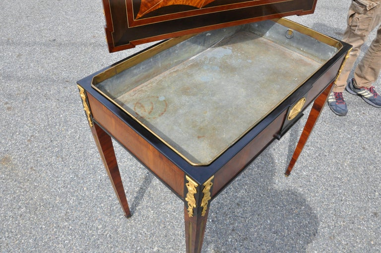 Early 19th Century Russian Neoclassical Table by Heinrich Gambs For Sale 2