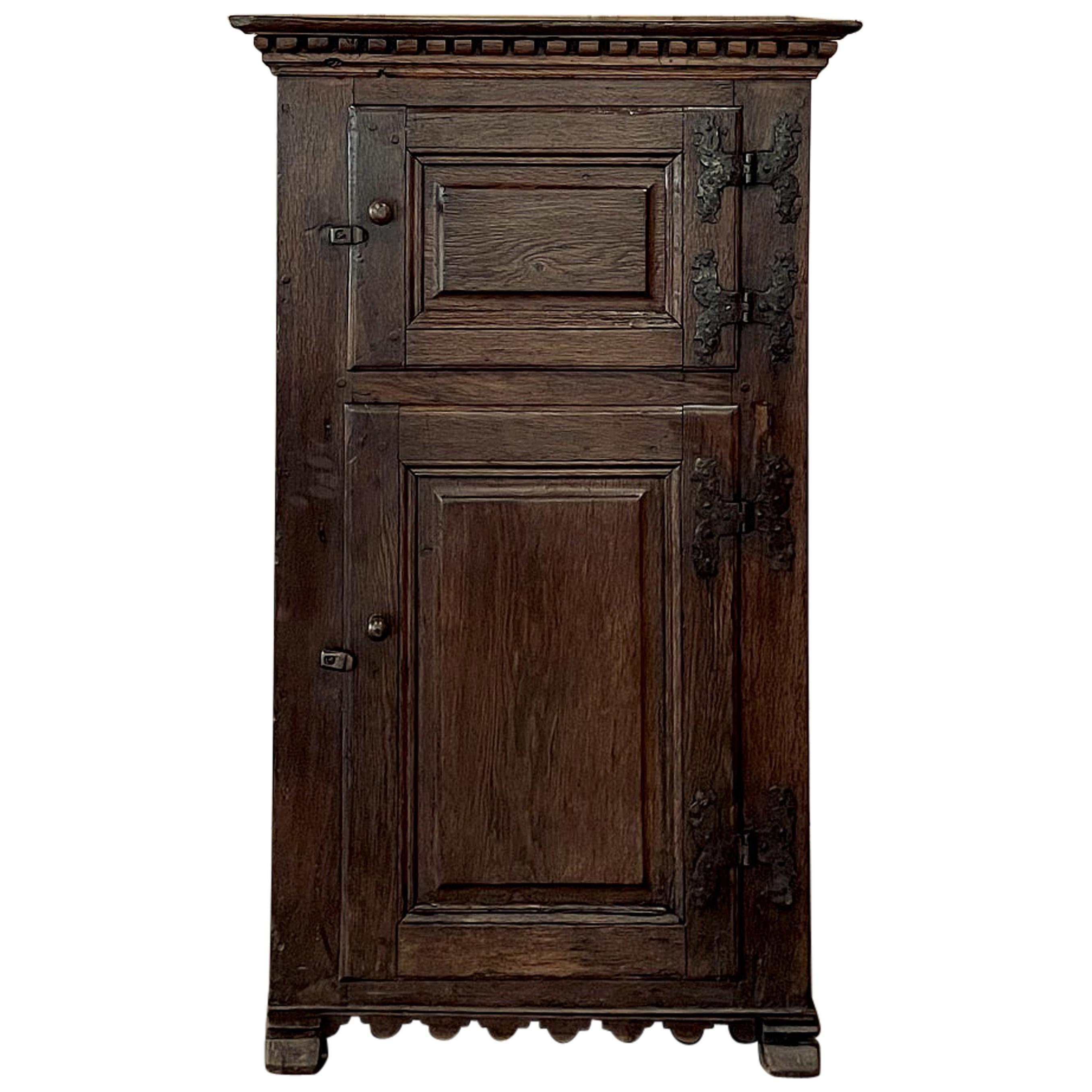 Early 19th Century Rustic Dutch Cabinet