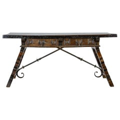 Early 19th Century Spanish Table