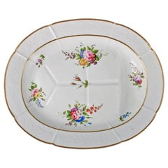 Early 19th Century Spode Meat Plate