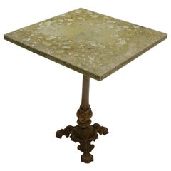 Early 19th Century Stone Top Table, England, circa 1860