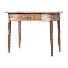 Early 19th Century Swedish Desk in Gustavian Style