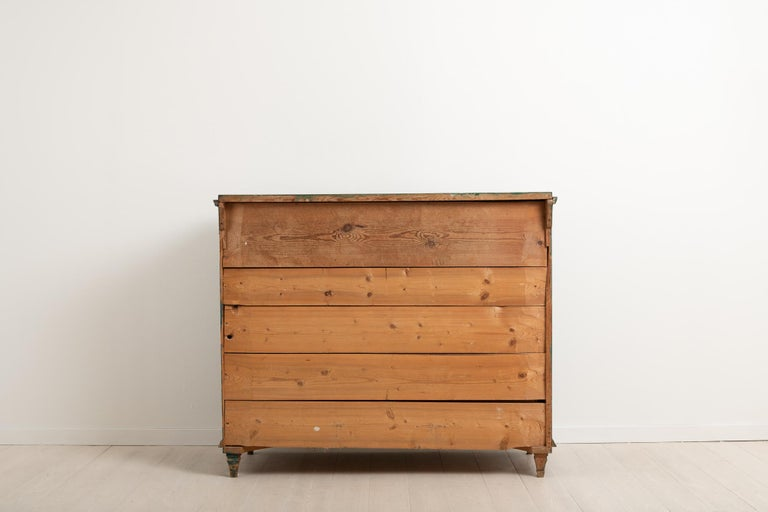Early 19th Century Swedish Gustavian Bureau For Sale 7