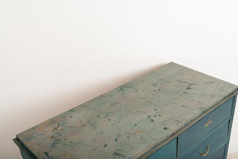 Early 19th Century Swedish Gustavian Bureau For Sale 4