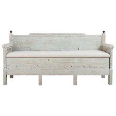 Early 19th Century Swedish Gustavian Provincial Sofa