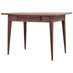 Early 19th Century Swedish Provincial Gustavian Desk