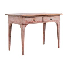 Early 19th Century Swedish Table in Gustavian Style