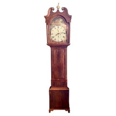 Early 19th Century Tall Case Clock by James Hogg, circa 1820