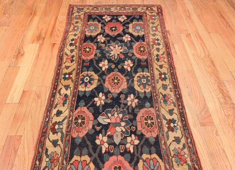 Early 19th Century Tribal Persian Northwest Runner Rug For Sale 5