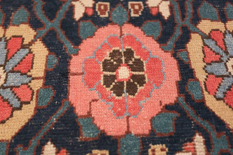 Early 19th Century Tribal Persian Northwest Runner Rug For Sale 3