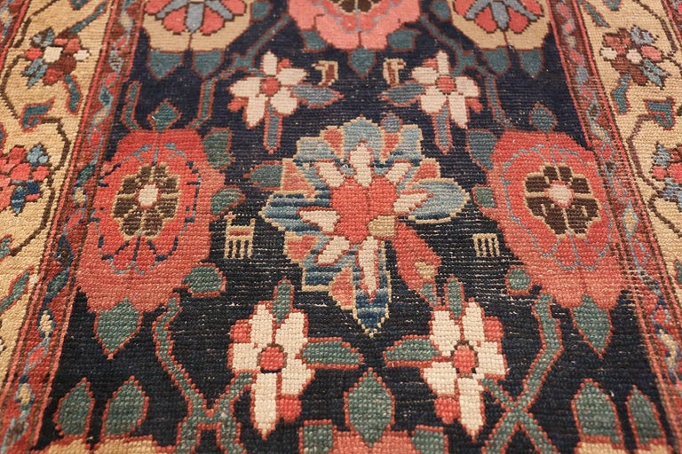 Early 19th Century Tribal Persian Northwest Runner Rug For Sale 4