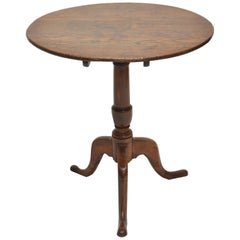 Early 19th Century Tripod Table, England, circa 1800