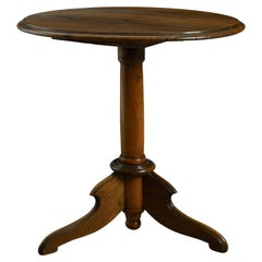 Early 19th Century Walnut Occasional Table