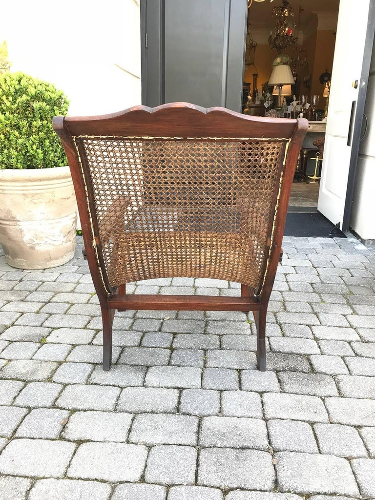 Early 19th Century West Indies Planters Chair For Sale 5