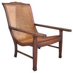 Early 19th Century West Indies Planters Chair