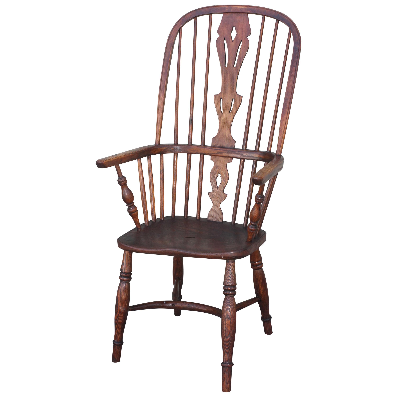 Early 19th Century English Windsor Armchair