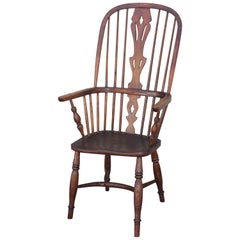 Early 19th Century English Windsor Armchair
