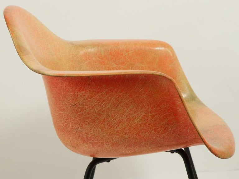 Early 1st Generation Eames Rope Edge Zenith SAX Chair For Sale 2