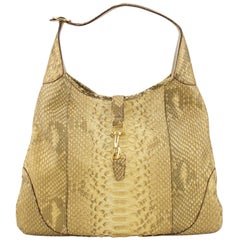 Early 2000s Gucci Large Jackie O Bouvier Hobo Bag