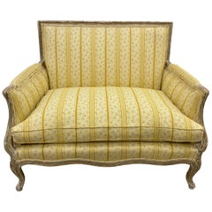 Early 20th Century French Style Settee