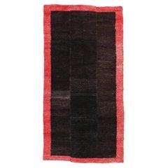 Early 20th C Tibetan Border Rug