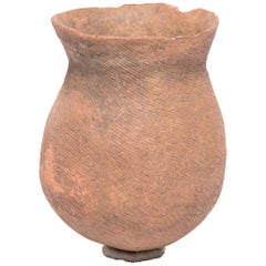 Early 20th Century African Storage Vessel