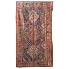 Early 20th Century Afshar Runner Rug