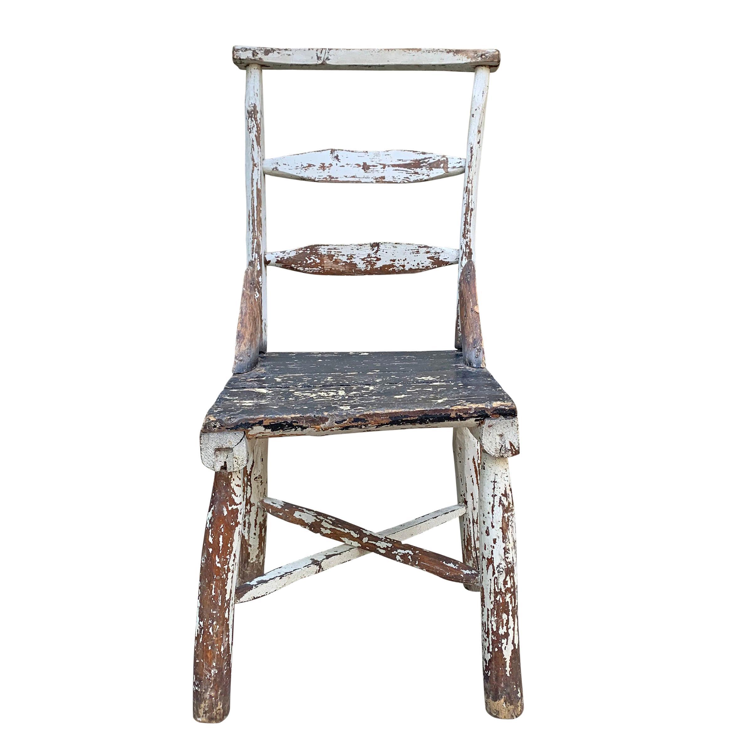 Early 20th Century American Adirondack Chair