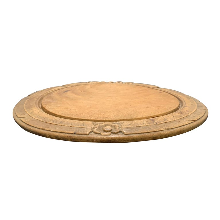 Rustic Early 20th Century American Breadboard For Sale