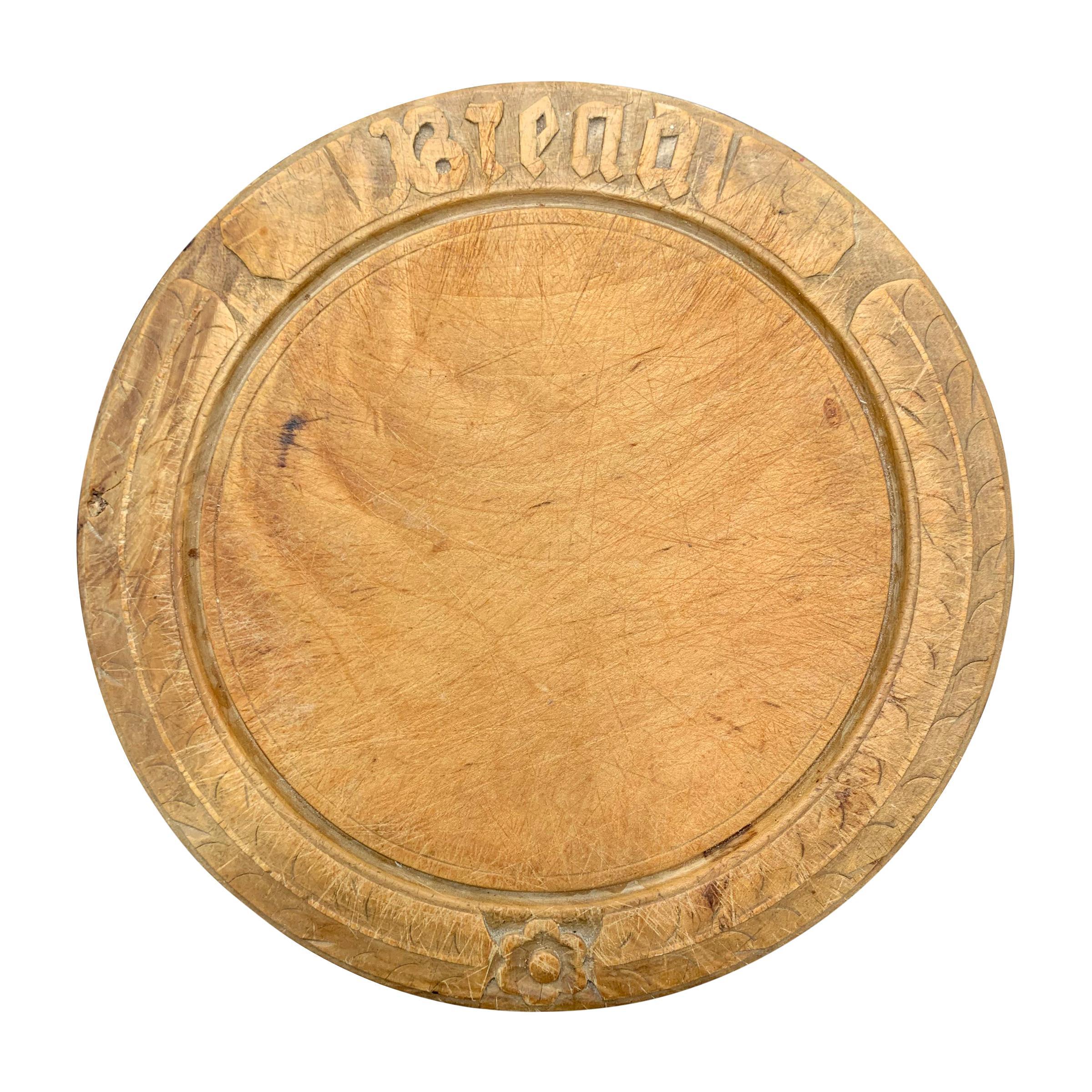 Early 20th Century American Breadboard