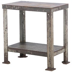 Early 20th Century American Industrial Table