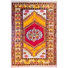 Early 20th Century Anatolian Turkish Rug