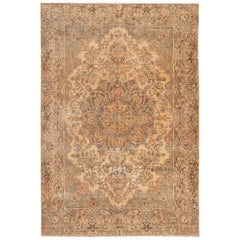 Early 20th Century Antique Kerman Rug