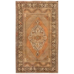 Early 20th Century Antique Khotan Wool Rug