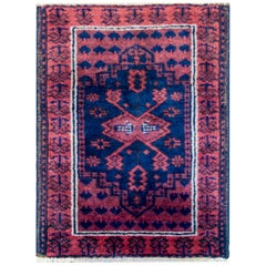Early 20th Century Antique Persian Baluch Rug
