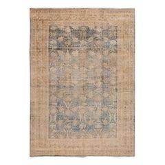 Early 20th Century Antique Persian Kirman Rug