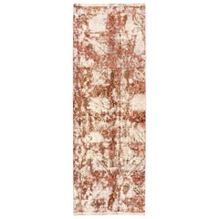 Early 20th Century Antique Persian Wool Runner Rug