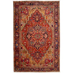 Early 20th Century Antique Rug