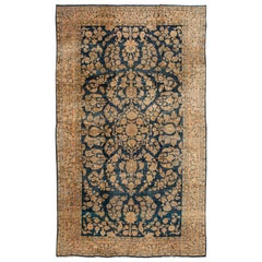 Early 20th Century Antique Sarouk Rug